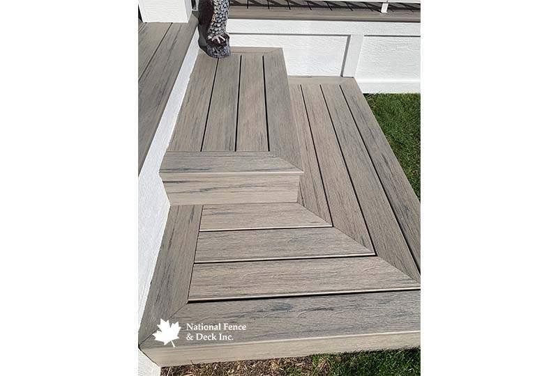 Timbertech Driftwood Composite Decking